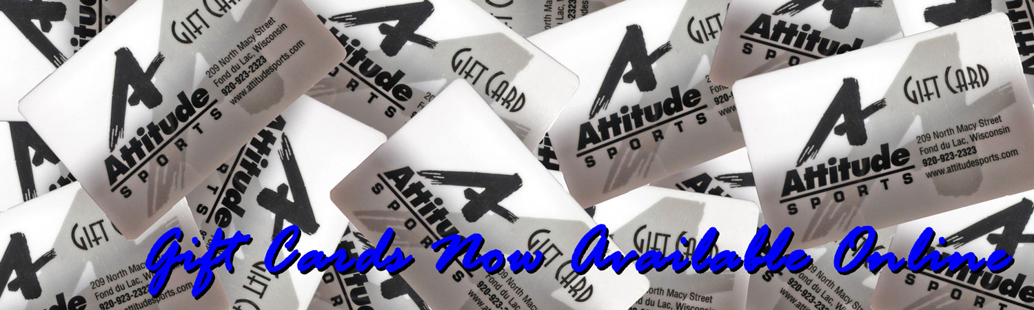 Attitude Sports Gift Cards Now Available Online