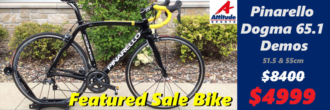 Pinarello Dogma Demos for Sale